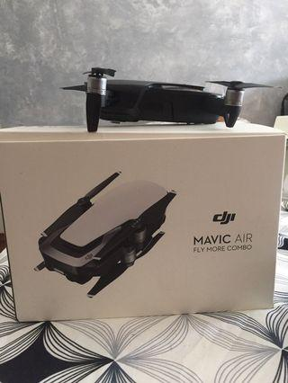 🚚 (Urgent) DJI Mavic Air Fly More Combo