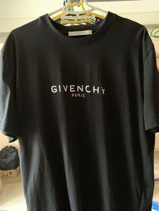 🚚 Givenchy斑駁短T