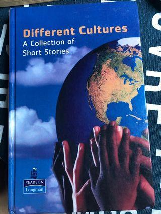 🚚 Different cultures A collection of short stories