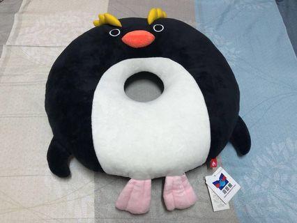 企鵝造型座墊