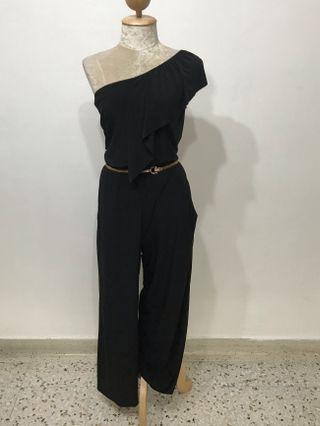 🚚 One Shoulder Jumpsuit