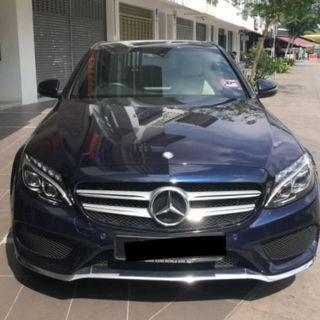 NEW CAR MERC C 250 FOR RENTAL!!! STILL AVAILABLE FOR BOOKING