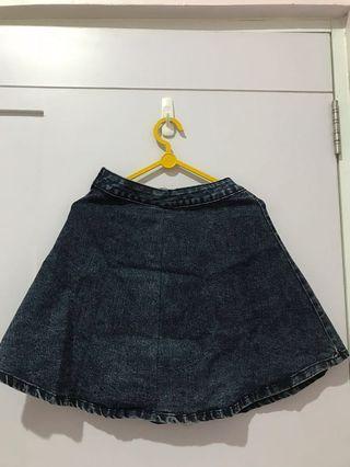 Colorbox Skater Skirt