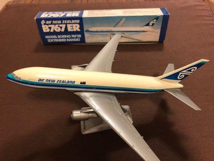 新西蘭航空B767 ER 飛機模型
