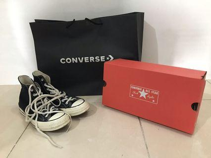 Converse Chuck 70's High Classic Black White Original