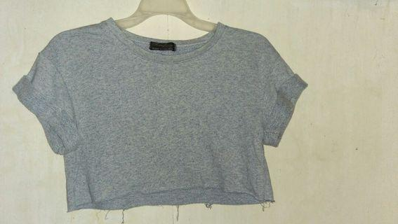 Crop Grey Made In Thailand