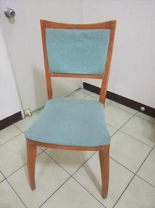 餐桌/工作桌椅(共4張)