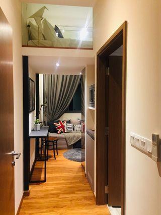 Dual-key studio suite