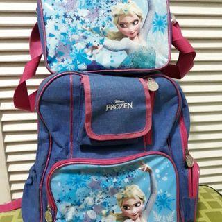 Frozen School and lunch Bag