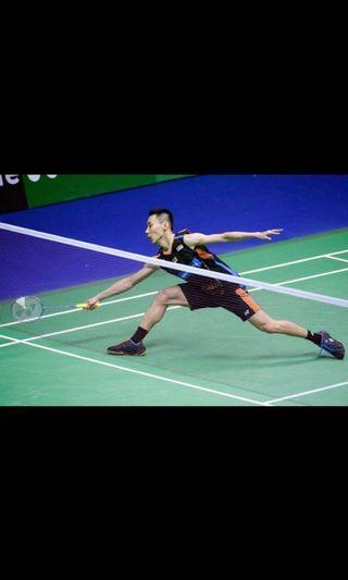 badminton coaching/ sparring
