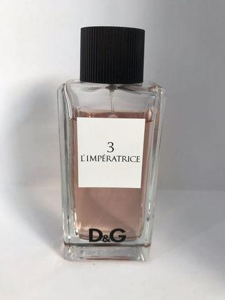 Dolce & Gabbana L'Imperatrice 3 100ml EDT [Women's fragrance/perfume]
