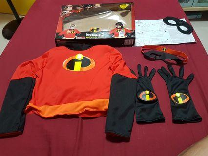 Incredibles 2 dress up with sound