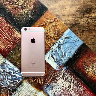 IPHONE 6S 64GB ROSE GOLD *MYSET