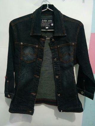 Jaket Jeans / Denim Jeans Premium