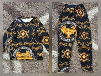 1 Set Versace Look a Like