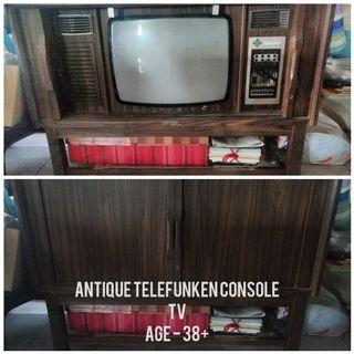 TELEFUNKEN Console TV