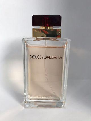 Tester bottle - Pour Femme by Dolce & Gabbana 100ml EDP [Women's fragrance/perfume]