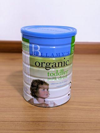 🚚 BN Sealed Bellamy's Organic Formula stage 3