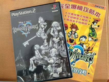 王國之心 第一代 PlayStation 2