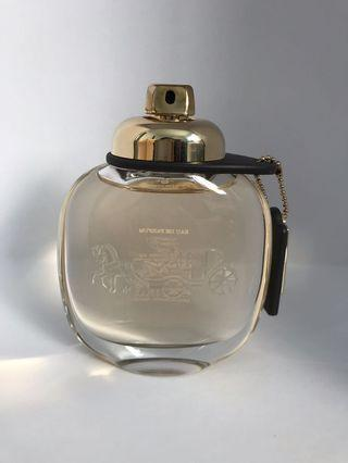 Tester bottle - Coach 90ml  EDP [Women's fragrance/Perfume]