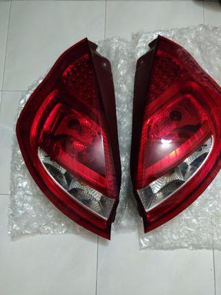 Tail light ford fiesta mk7