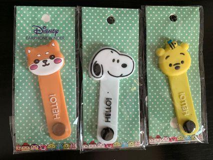 🌟BNIB🌟Earphone/Cable Winder