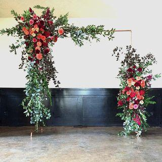 Flower Arch for Wedding or Events - Rental