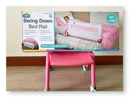 BRAND NEW REGALO SWING DOWN BED RAIL