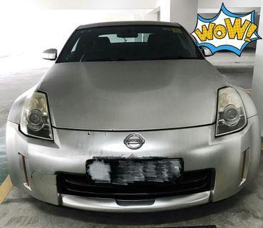 Nissan fairlady 3.5auto Singapore