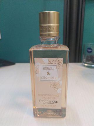 Loccitane Neroli & Orchidee shower gel 245ml