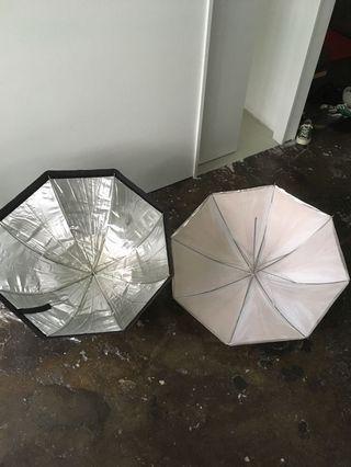 攝影studio反光傘