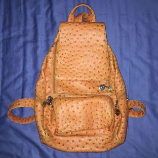 Fake Crocodile Leather Bag