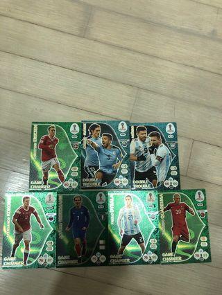🚚 FIFA Russia 2018 cards