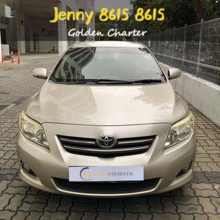 Toyota Altis $50  Cars PHV For Rent Lease To Own Grab Rental Gojek Or Personal Use Low price and Cheap Cars