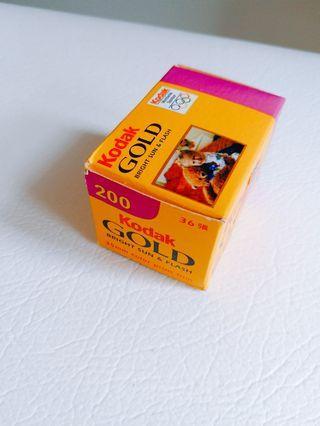 Kodak GOLD 200 °36張 °35mm 過期菲林