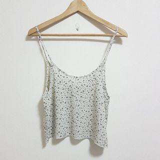 Brandy Melville Floral Vest/Top