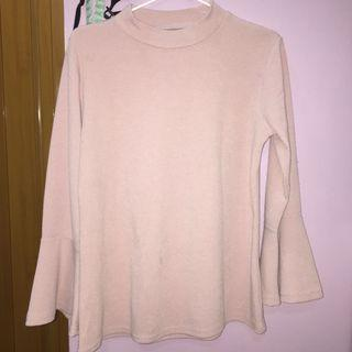 Pink Bell Blouse