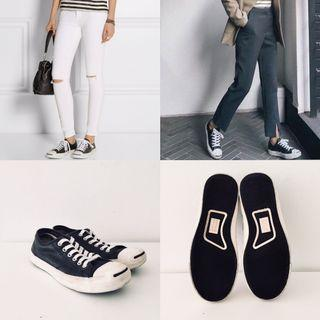 Leather Jack Purcell
