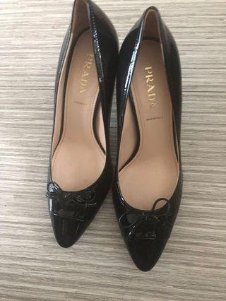🚚 PRADA 3inch heels  *UNUSED*