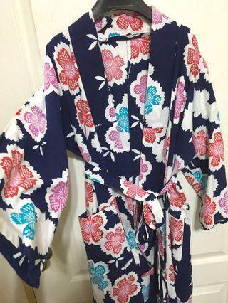 🚚 日式浴衣