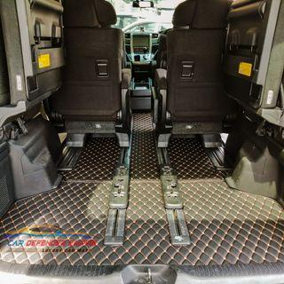 Vellfire Anh 20 / anh 30 Tailormade Luxury car mat