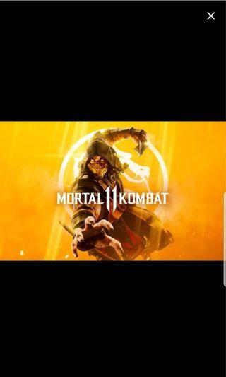 🚚 Mortal kombat 11