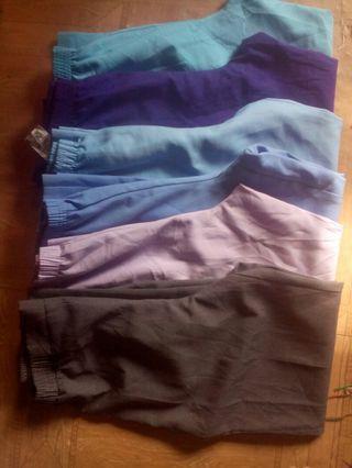 Light Trendy  trousers 9/10