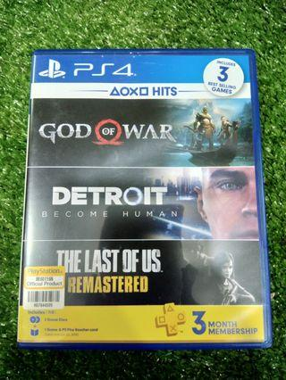 Kaset BD PlayStation 4 PS4 Detroit Become Human Hits Edition