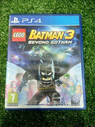 Kaset BD PlayStation 4 PS4 Lego Batman 3 Beyond Gotham