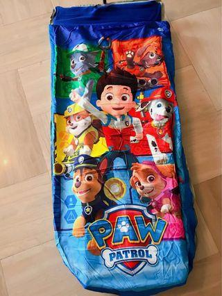 PRELOVED NICKELODEON PAW PATROL CLEVER BED