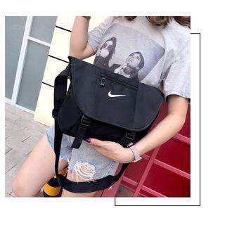 New Fashion Sling Bag- Unisex Women/Men Shoulder Beg Canvas School Bags