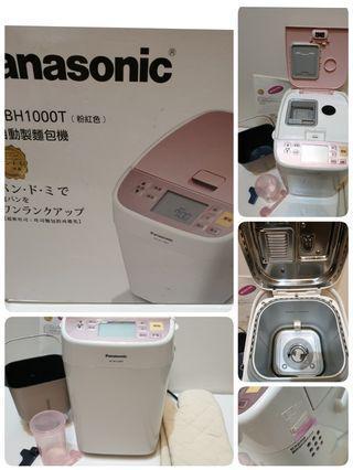 Panasonic國際牌 製麵包機SD-BH1000T