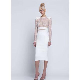 Zhivago Empire Top & Fairmont Skirt HIRE