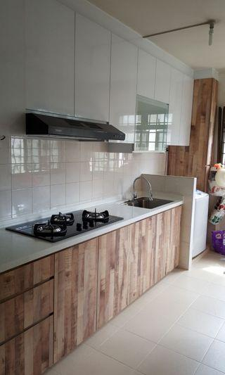 Built-In customized Kitchen Cabinet